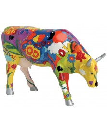 Figurka L Groovy Moo Cow Parade